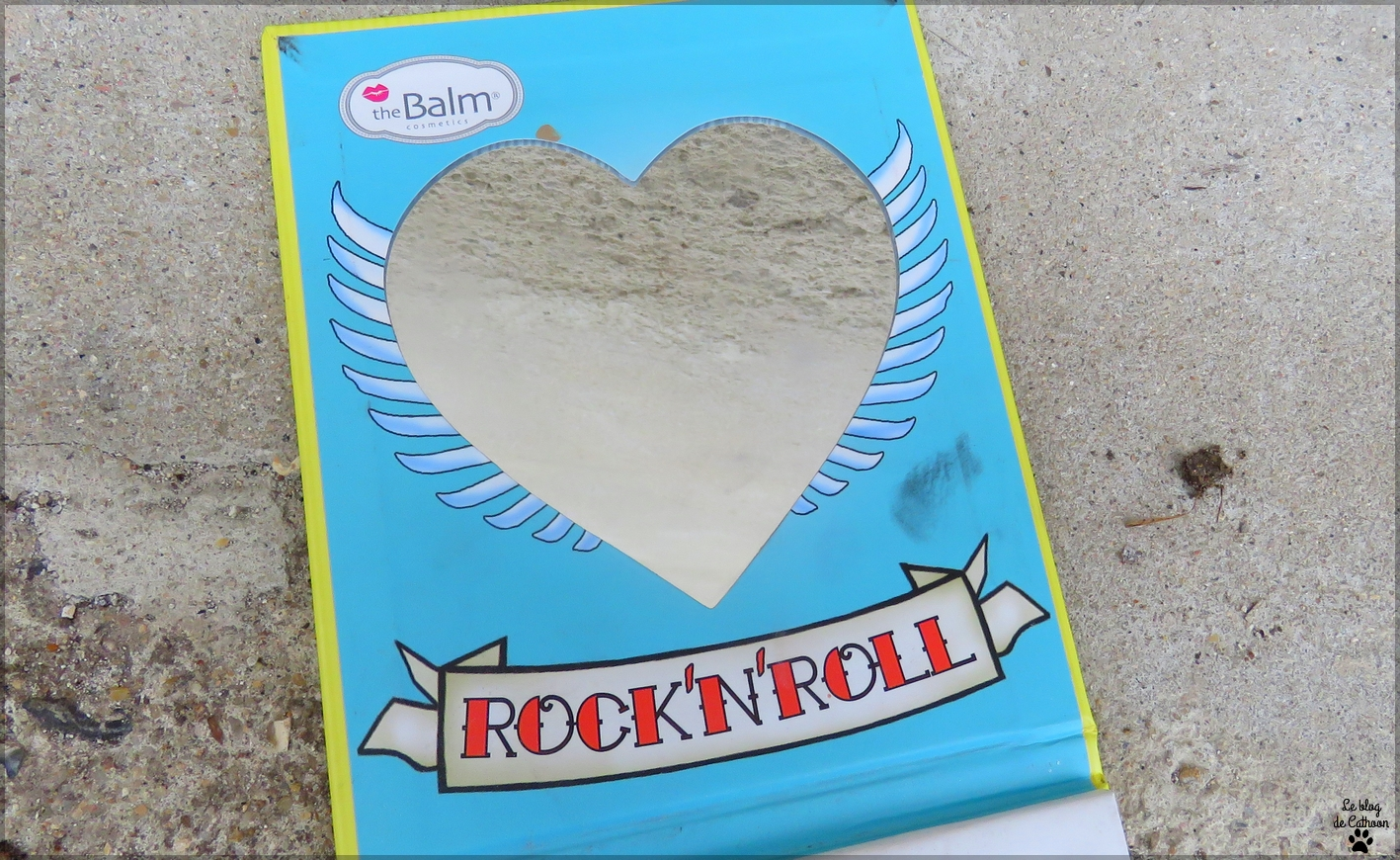 Rock Star Palette - Balm ♢ Jovi - The Balm