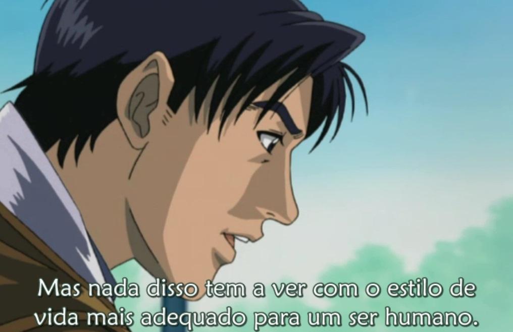 Human Crossing: um anime sobre ser humano