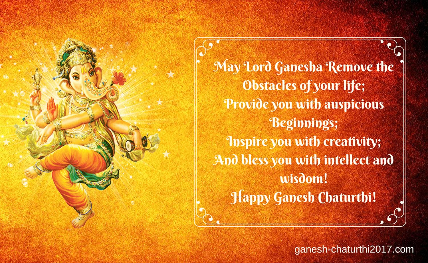 Happy Vinayagar Chaturthi wishes