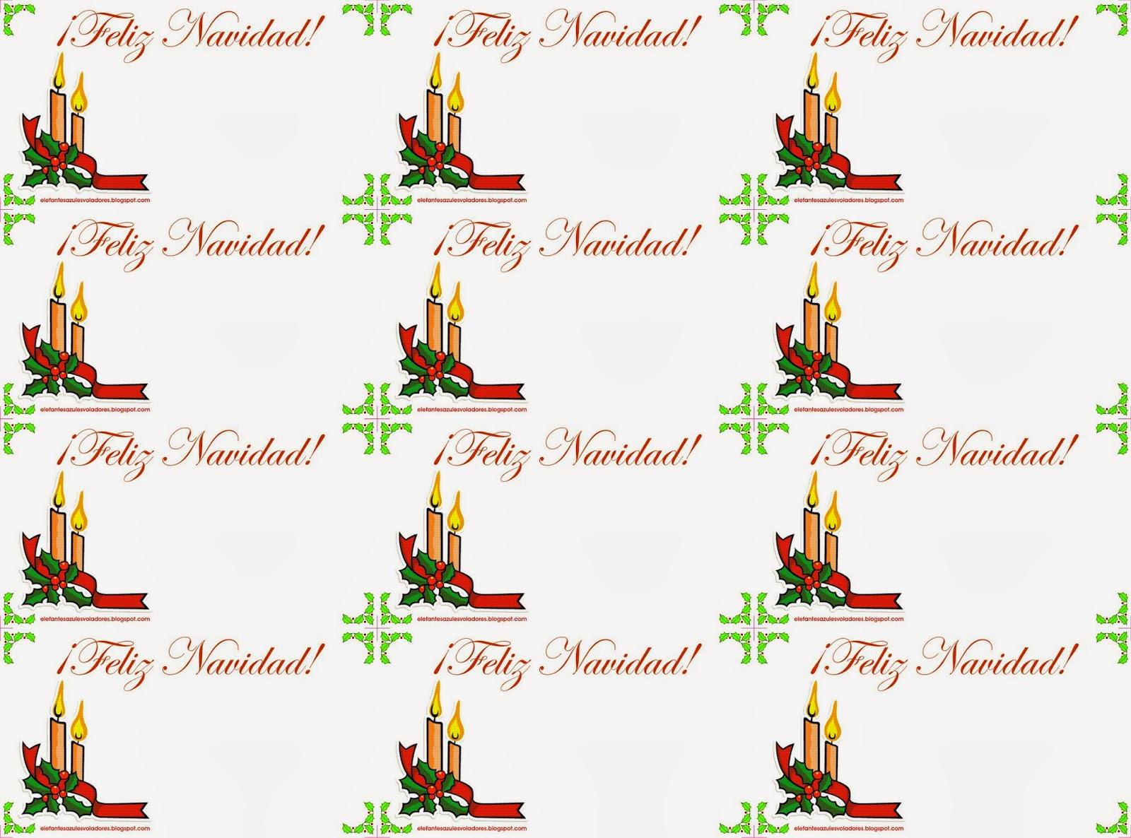Imagenes navide as para imprimir - Dibujos tarjetas navidenas ...