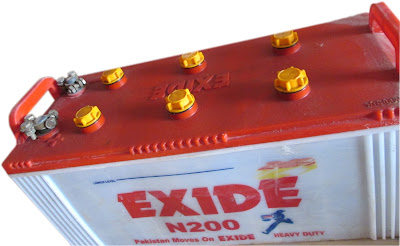 12 V Flooded Lead Acid Battery