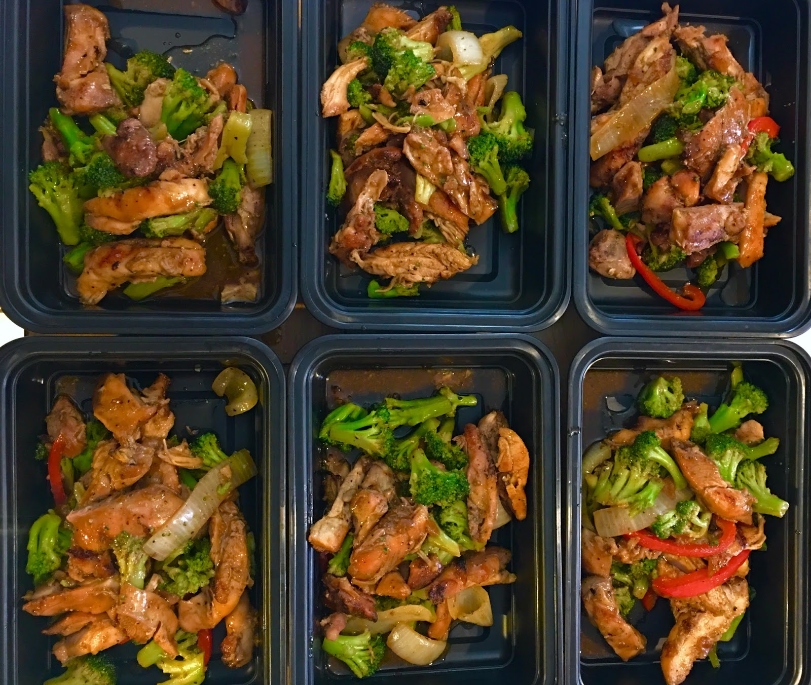 Doperecipe Low-Carb Chinese Chicken And Broccoli Stir -1340