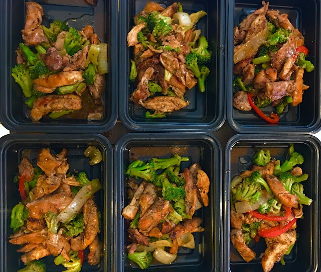 #DopeRecipe: Low-Carb Chinese Chicken and Broccoli Stir Fry