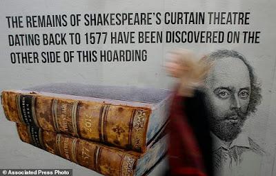 Νέες ανακαλύψεις για το θέατρο που έπαιξε ο Σαίξπηρ στο Ανατολικό Λονδίνο