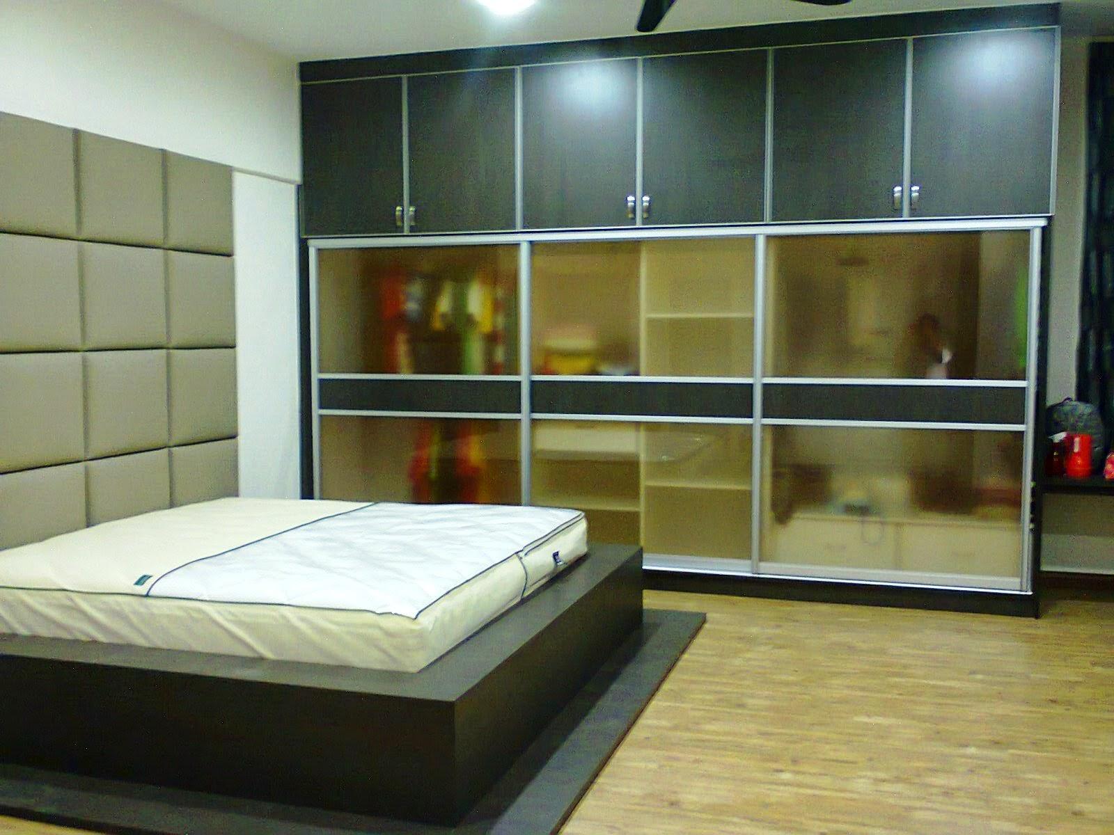 Sesuai Untuk Bilik Tidur Yang Mempunyai Ruang Luas