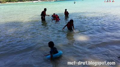 Snorkeling Pulau Mamuntik