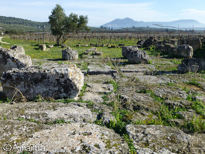 Kleones,Corinthie,Pelopponese