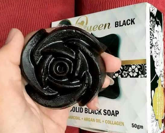 qm queen black soap