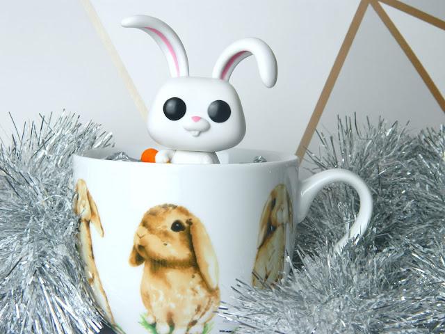 Secret Life of Pets Funko Pop, rabbit mug,