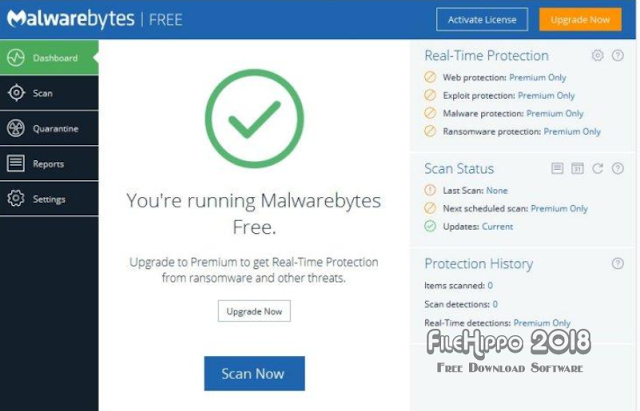 Malwarebytes 3.4.5.2467 2018 Free Download