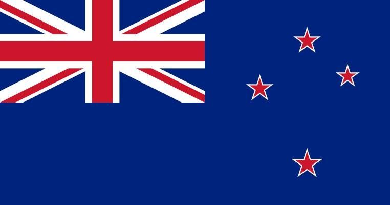 Penembakan Selandia Baru Wikipedia: Gambar Bendera: Bendera Selandia Baru