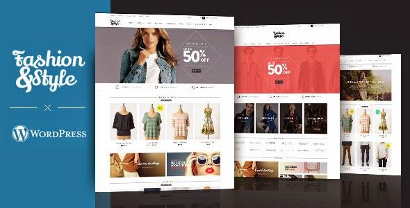 premium ecommerce wp theme