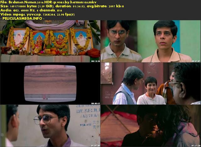 Descargar Brahman Naman Subtitulado por MEGA.
