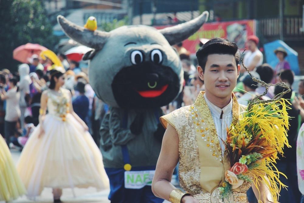 Chiang Mai: Flower Festival Parade