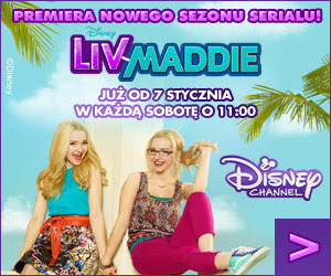 "Nowy sezon ""Liv&Maddie""!"