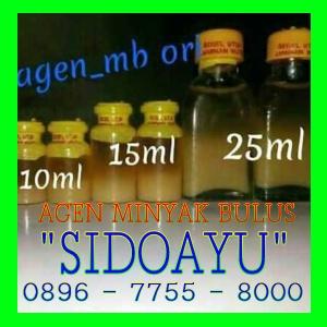 minyak bulus asli papua