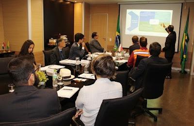 Brasil e Japão discutem ações para reduzir riscos de desastres hidrológicos