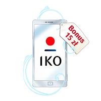 Promocja Aktywne IKO może więcej dla klientów PKO BP i Inteligo z bonusem 15 zł