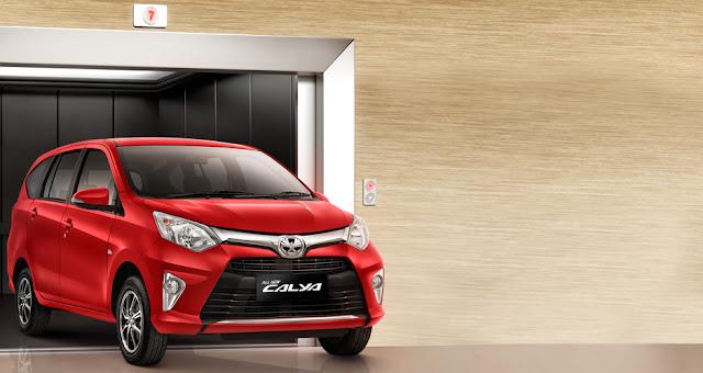 Toyota Calya Model 2018
