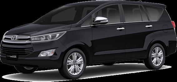 All New Toyota Kijang Innova 2018 2.0 V A/t Lux Warna Terbaru Mobil