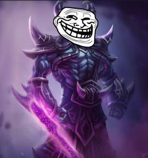 Aprenda a trollar de Kassadin, usando a técnica do fake flash com o ult dele.