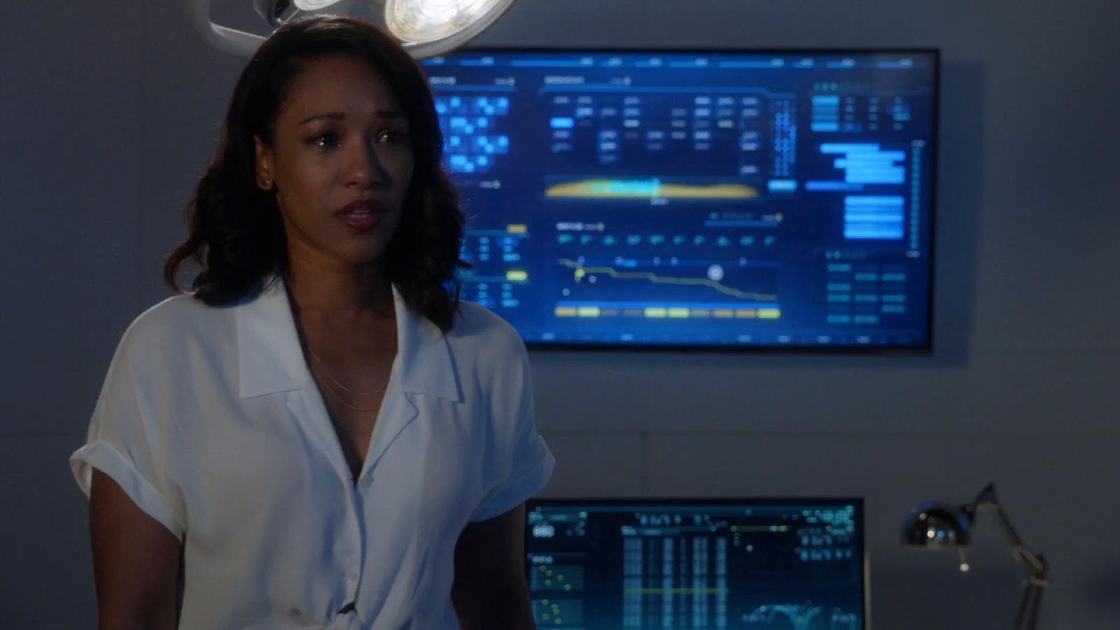 The Flash [S04-E01] 1080p y 720p Sub Español captura 3