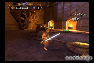 Sphinx and the Cursed Mummy (PS2) 2003