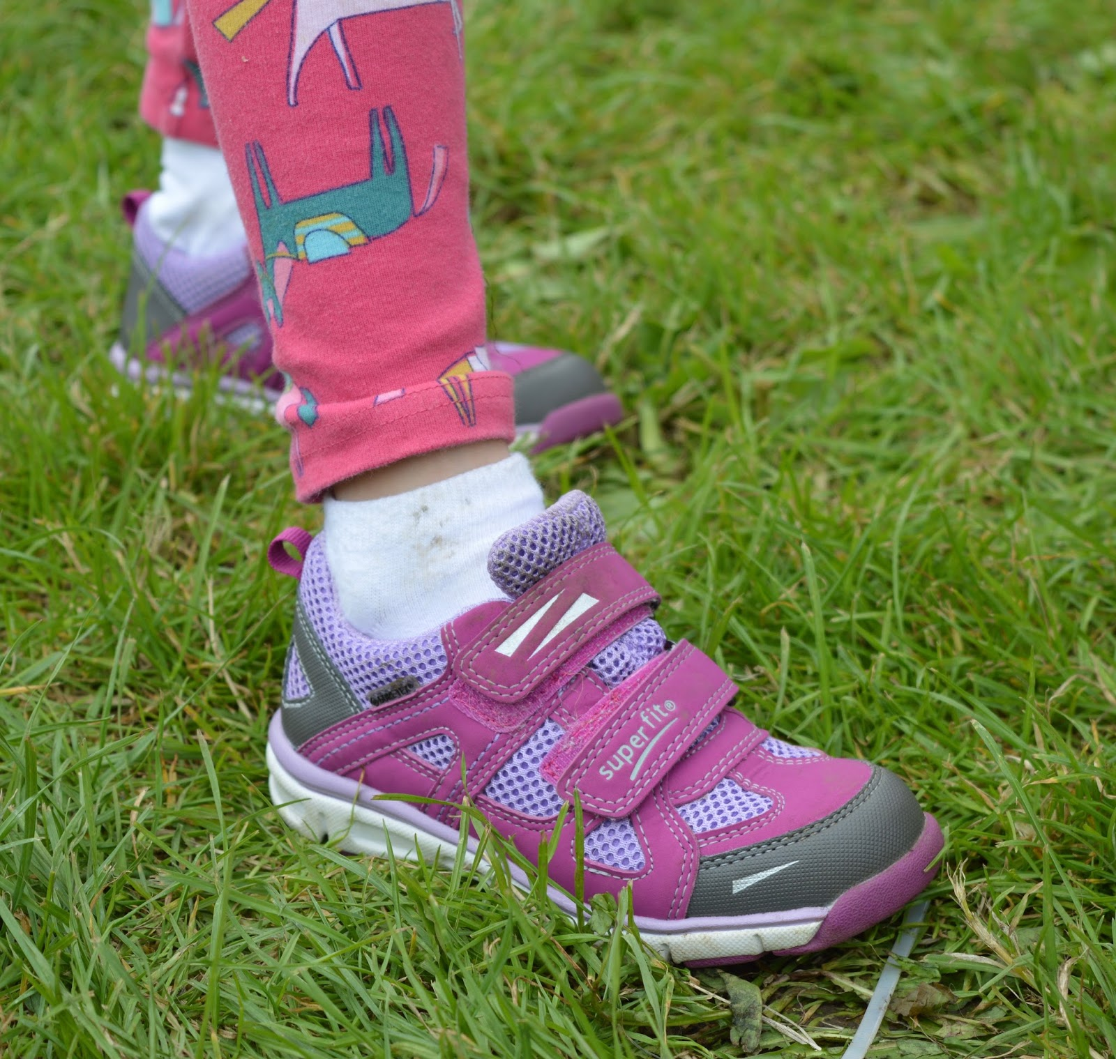 GORE-TEX shoes - alternative footwear for children at festivals