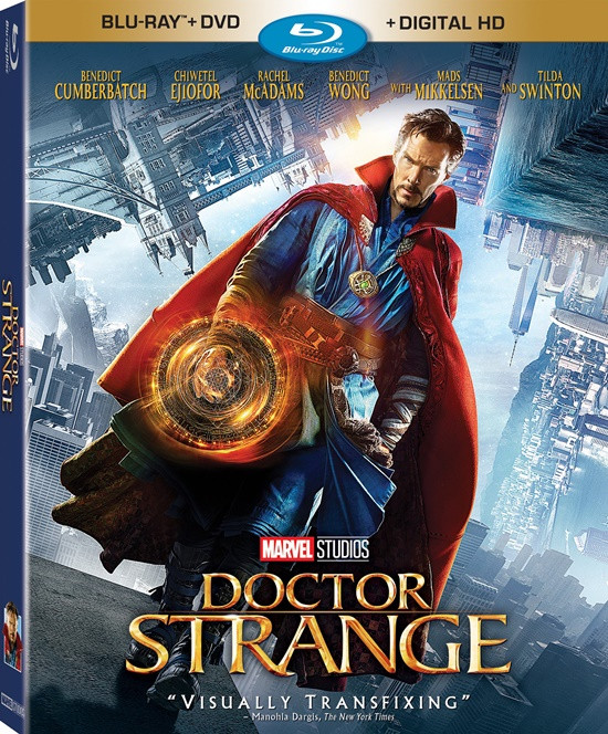 Doctor Strange 2016 Dual Audio Hindi 800MB BluRay ESub Download