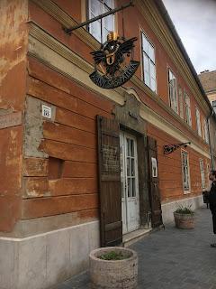 金の鷲薬局博物館