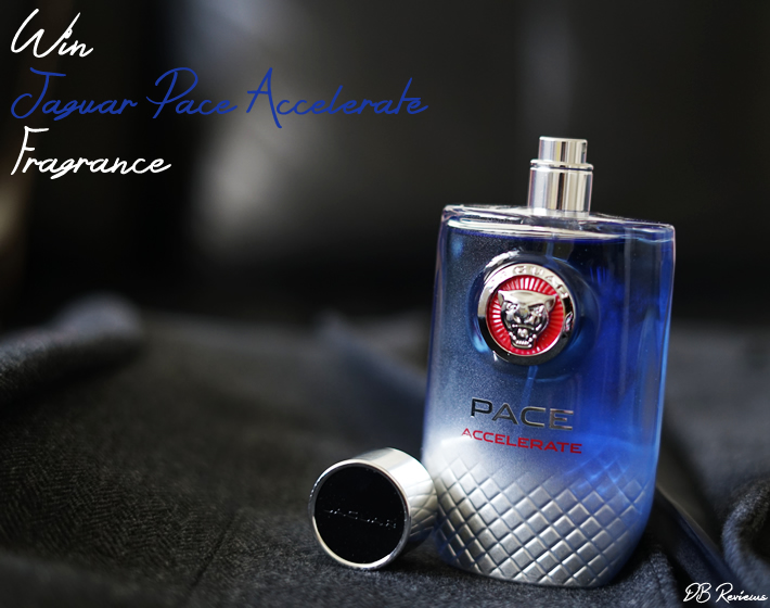 Win Jaguar PACE fragrance with DB Review