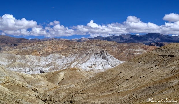 Vista dal Lo La Pass