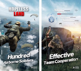 Hopeless Land: Fight for Survival Mod Apk v1.0 Terbaru 2018