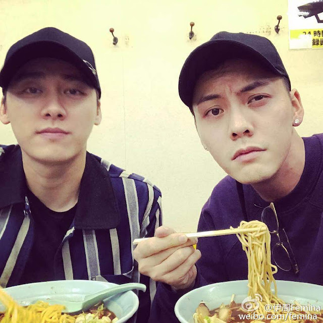 William Chan Li Yi Feng Japan