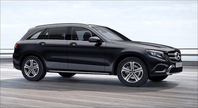 Mercedes GLC 200 2019 sở hữu thiết kế thể thao mạnh mẽ