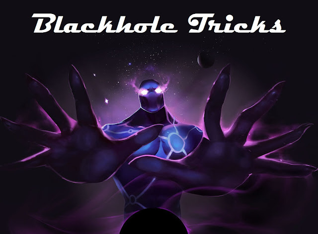 Teknik Blackhole ini dapat bikin kamu Comeback Teknik Blackhole ini dapat bikin kamu Comeback!