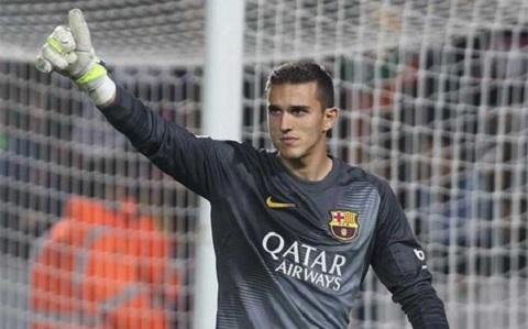 Masip đã rời Barca tới Valladolid
