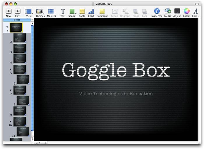 How to Make Slideshows on a Mac