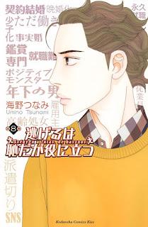 逃げるは恥だが役に立つ 第01 08巻 [Nigeru wa Hachida ga Yakunitatsu Vol 01 08], manga, download, free