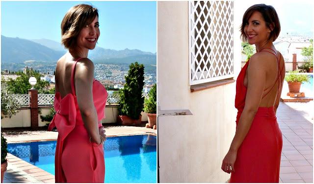 Fitness And Chicness-Invitada Tonos Rojos La Familia Mujer-1