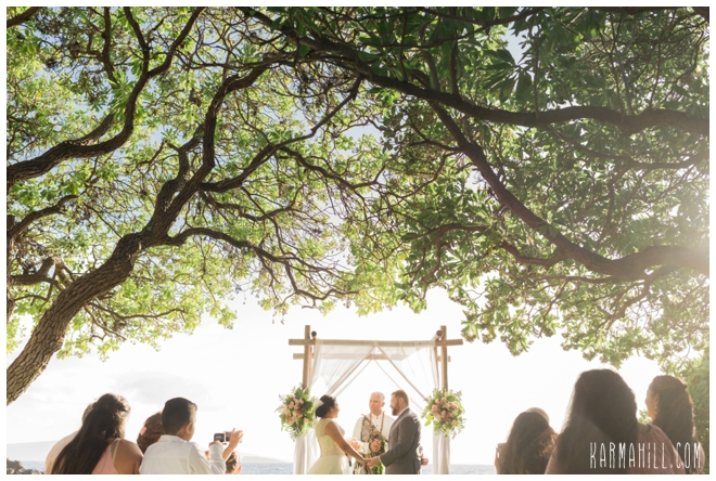 Maui destination wedding photography