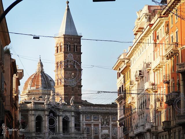 rzym, włochy, uliczki, zwiedzanie, podróże