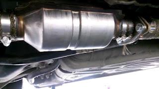 Comment installer un convertisseur catalytique