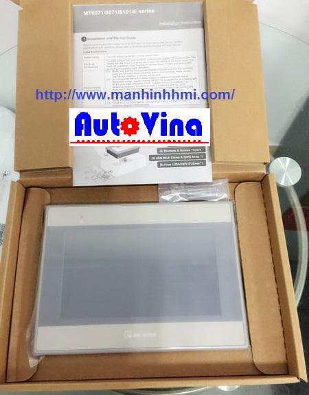 Đại lý bán màn hình cảm ứng HMI Weintek 7 inch MT8071iE Ethernet, màn hình HMI Weintek giá tốt nhất