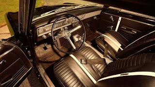 1967 Chevrolet Nova SS Interior