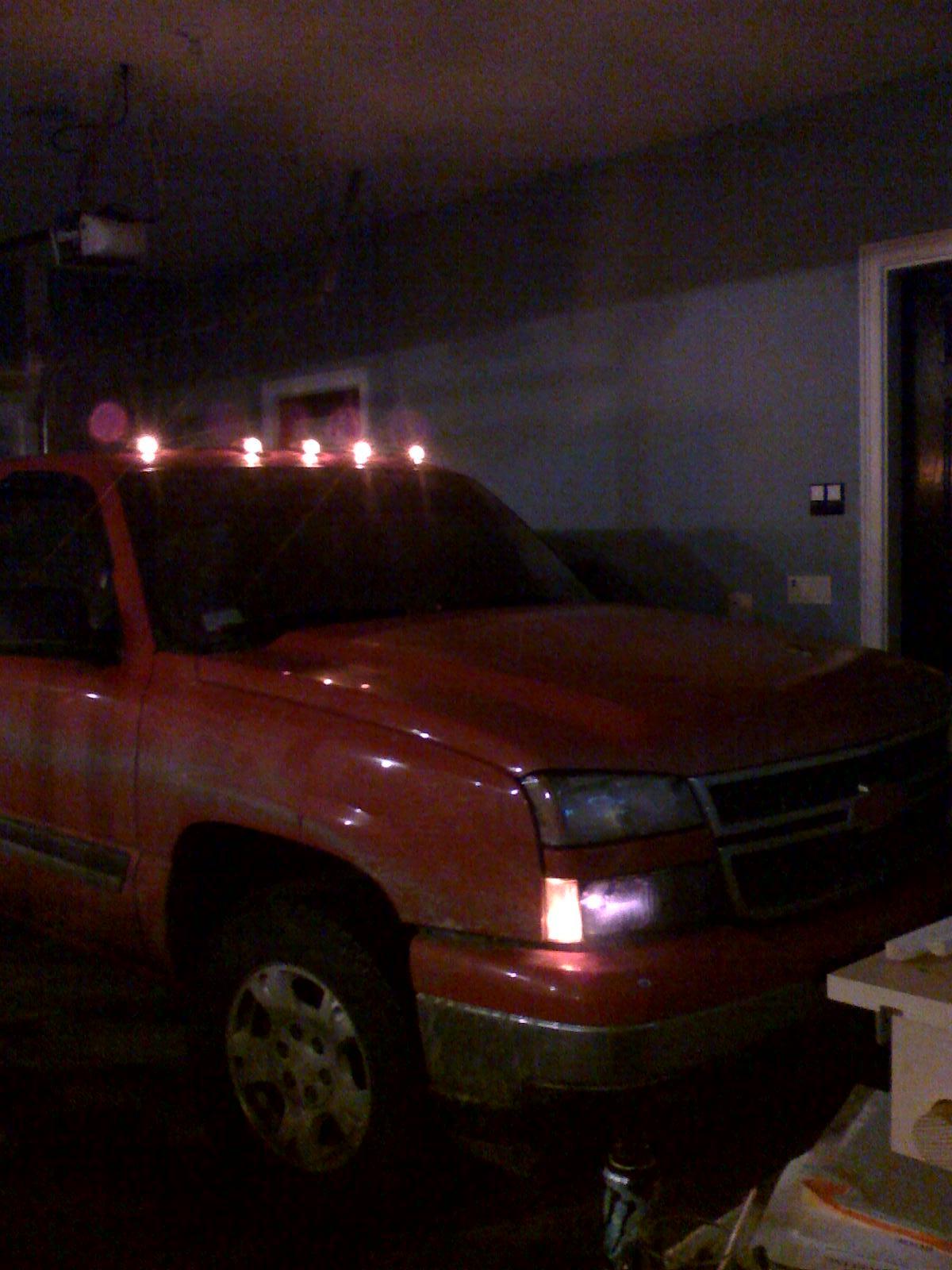 Silverado Mods How To Install Cab Lights
