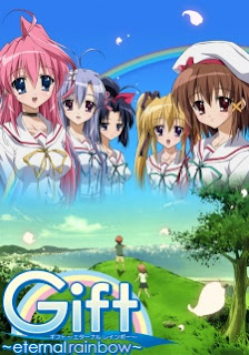 Gift: Eternal Rainbow BD Episode 01-12 [END] MP4 Subtitle Indonesia