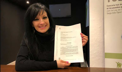 jueza perdona deudas a mujer por un BEPI