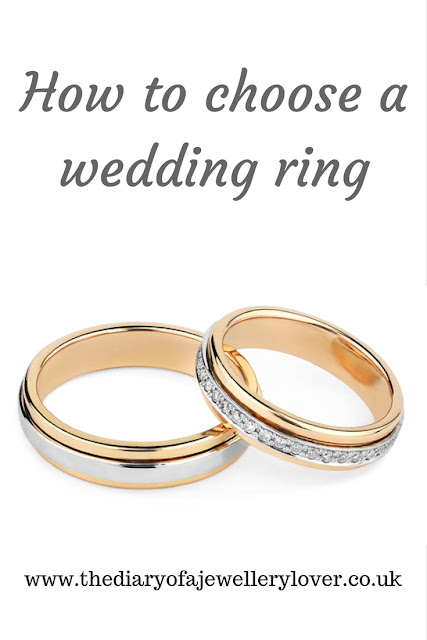How to choose a wedding ring the diary of a jewellery lover for How to choose a wedding ring