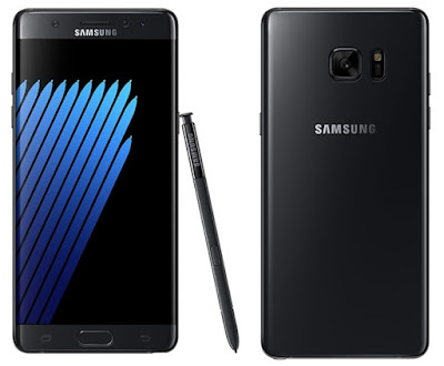 Samsung Galaxy Note 7 Now Official, 5.7-inch QHD HDR Display, SD 820/Exynos 8990, IP68-Certified, Iris Scanner